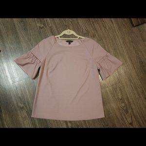 Mauve Pink Top